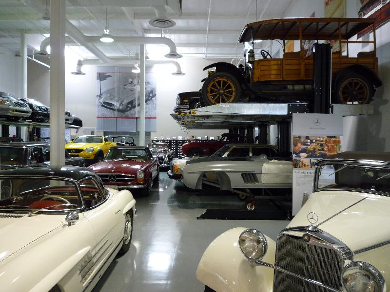 Classic center kurth classics i oldtimer youngtimer for Mercedes benz training center