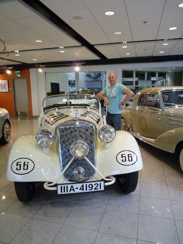 Classic center kurth classics i oldtimer youngtimer for Mercedes benz classic center irvine