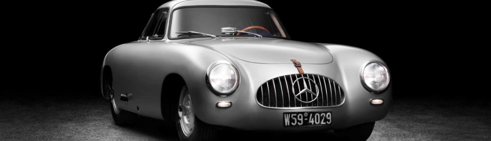 Oldtimer Mercedes Classics