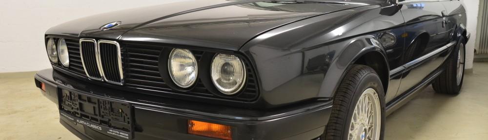 BMW E30 Buyers Guide | KURTH CLASSICS I Oldtimer & Youngtimer Spezialist