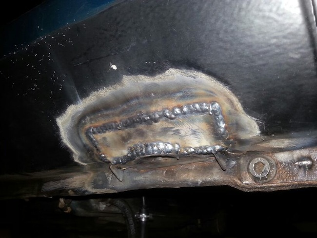 bmw e30 schweller reparatur | kurth classics i oldtimer & youngtimer