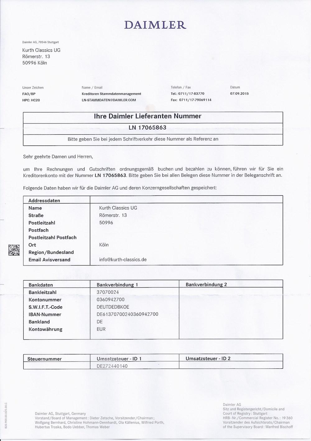 Kabelbaum | KURTH CLASSICS I Oldtimer & Youngtimer Spezialist
